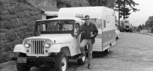 carro - Phil Schneider el hombre que mato a dos extraterrestres – Fotos Inéditas