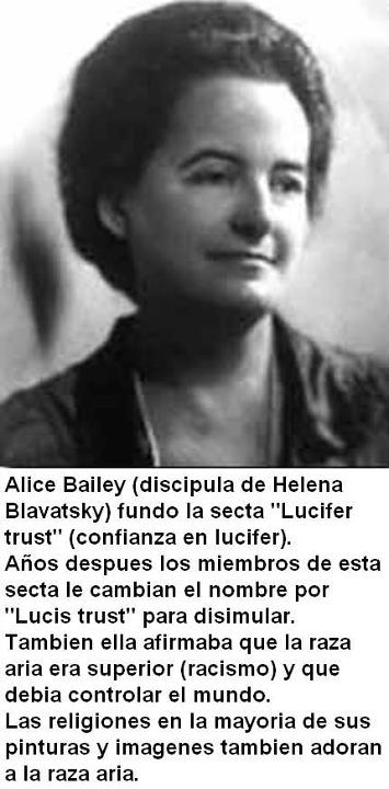 Alice Bailey