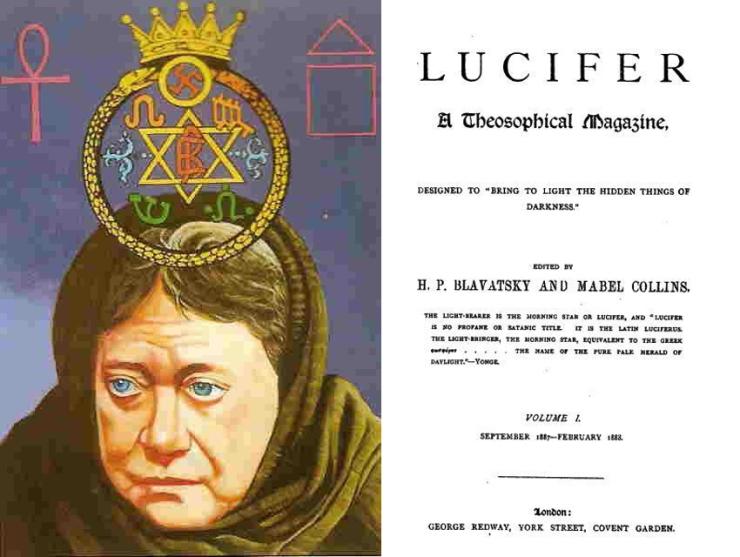 Resultado de imagen para lucis trust madame blavatsky