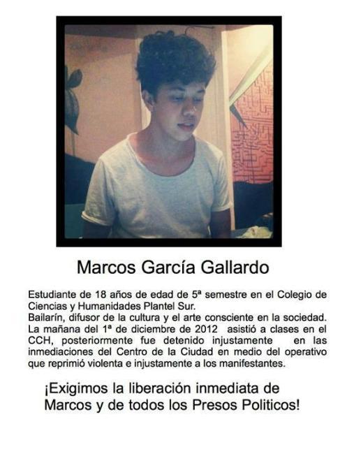 MARCOS GARCIA GALLARDO
