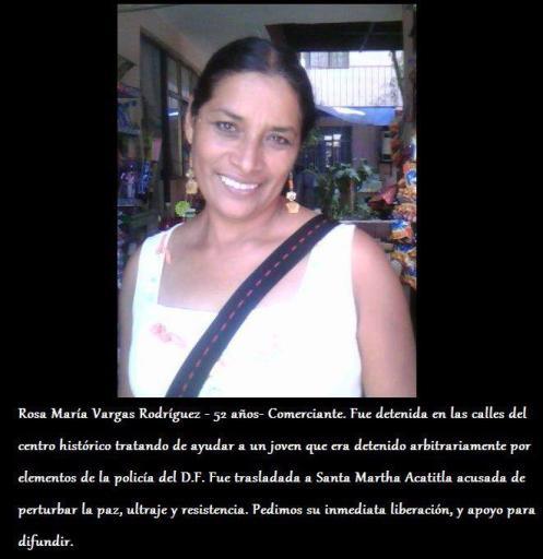 ROSA MARIA VARGAS RODRIGUEZ