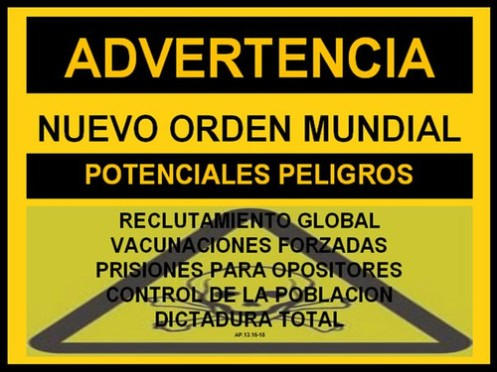 ADVERTENCIA - NOM