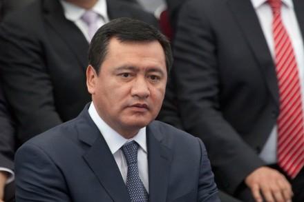 El secretario de Gobernación, Miguel Ángel Osorio Chong.Foto: Octavio Gómez