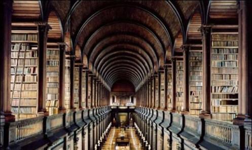 Manierismo. Biblioteca-vaticano