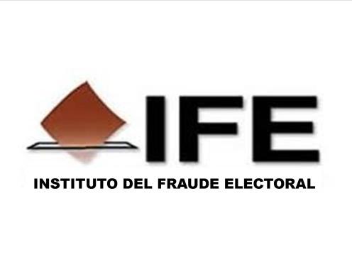 Insituto del Fraude Electoral