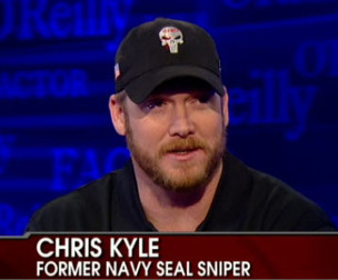 Chris Kyle entrevistado por Fox News.