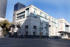 Sede de la Cienciología.  Foto: Benjamín Flores