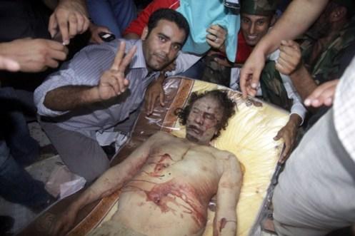 Gadafi muerto 01