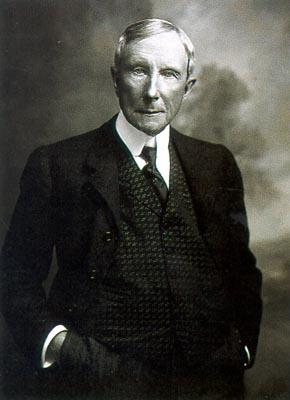 John D Rockefeller IV