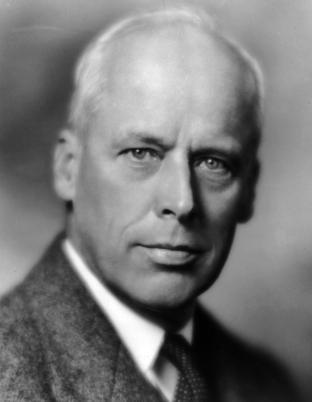 Norman Thomas, líder del Partido Socialista