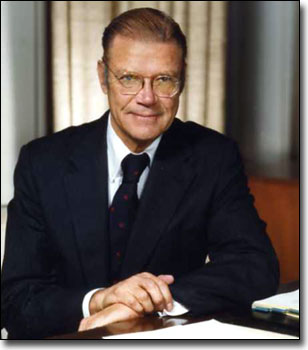 Ex-Secretario de Defensa, Robert S. McNamara