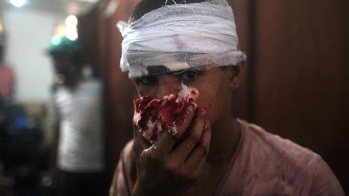 AFP / Mosaab El-Shamy