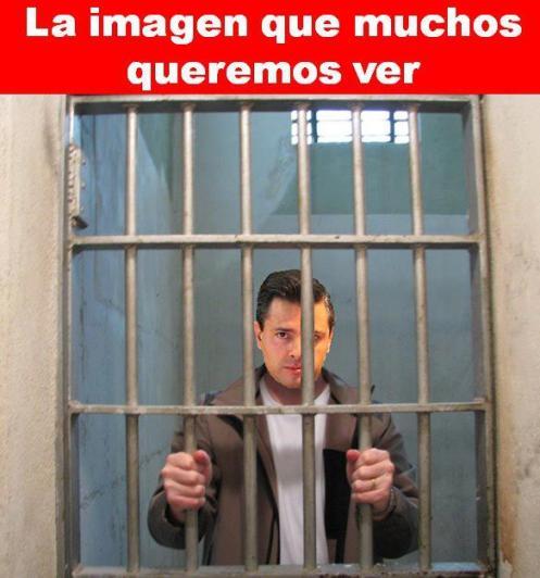 El copetes cárcel