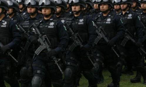 Fotografía de la Policía Federal de su perfil de FB