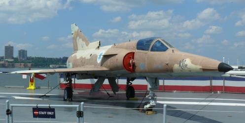 Israel Aircraft Industries Kfir - PINCHA PARA AGRANDAR LA FOTO