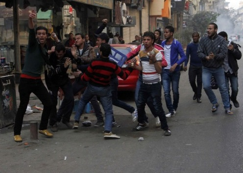 AFP Khaled Kamel