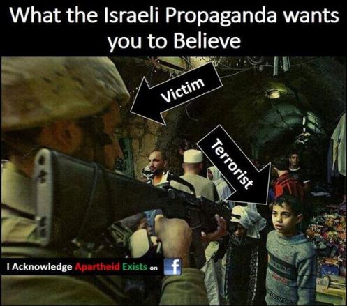 propaganda sionista