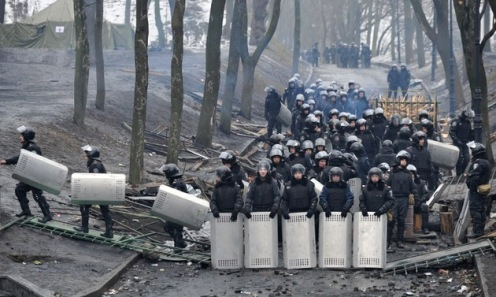 © AFP Genya Savilov