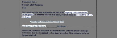 El sitio 1dmx.org fue censurado sin explicaciones
