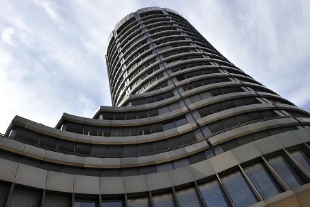 Sede del Banco de Pagos Internacionales, en Basilea, Suiza