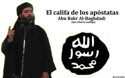 Abu Bakr Al Baghdadi- El Califa de los Apóstatas