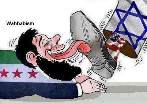wahhabi-dan-israel