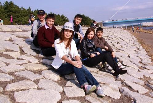 La mayoría de la población kazaja son musulmanes modernos