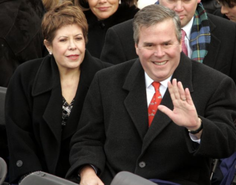 bush-and-wife