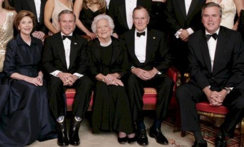 bush-family1