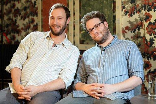 Evan Goldberg y Seth Rogen