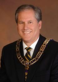 Glen Cook, Mormón y Gran Maestre de la Gran Logia de Utah