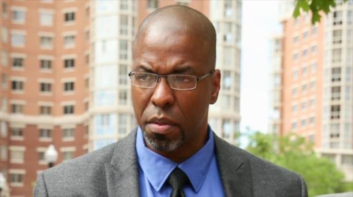 El exagente de la CIA, Jeffrey Sterling. El 11 de mayo de 2015.