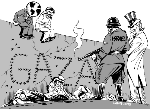 Israel Cartoon