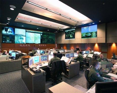 Centro de Mando del NORAD