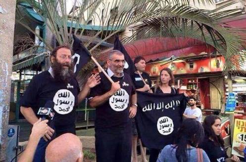 El SIONISMO APOYANDO A LOS GORILAS ASESINOS DEL ISIS