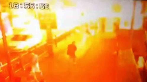 Screenshot from video © dekdue_03 / Twitter
