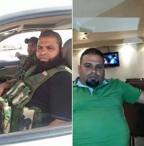 Terrorist Ahmad Al Ameri : a former member of some terrorist militias, he is now in Austria.