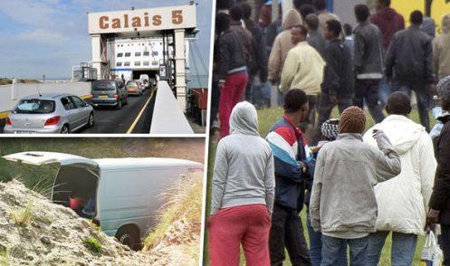 El informante dijo que había pasado de contrabando de personas en entre migrantes