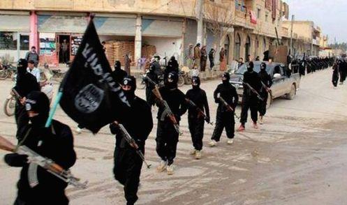 El grupo Estado Islámico ha tomado el control de enormes extensiones de Irak y Siria en el último año