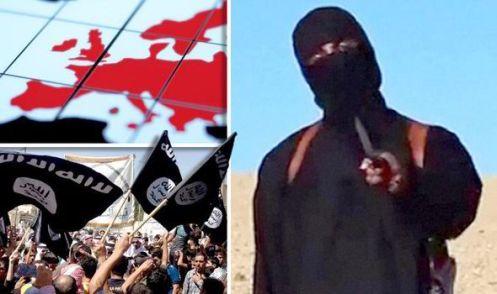 El operativo de Siria se cobró más de 4.000 hombres armados ISIS encubiertas había sido introducida de contrabando en la UE