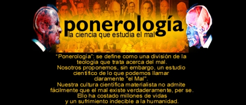 PONEROLOGIA