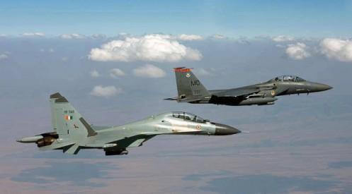 Su-30-and-F-15