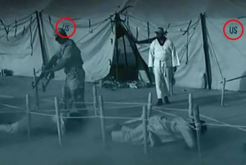 CNN filma un campo de entrenamiento de ISIS y… ¡Oh, sorpresa! Las carpas son de EEUU