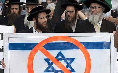 Verdaderos judíos en contra del sionismo.