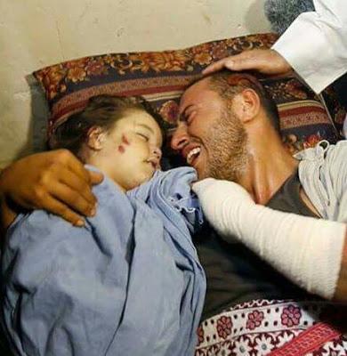 Desesperación de un padre de ver a su hija de 2 años muerta y a su esposa embarazada