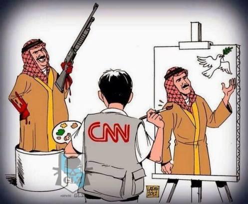 CNN MIENTE