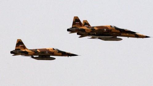 Los aviones de Irán / Raheb Homavandi / Reuters